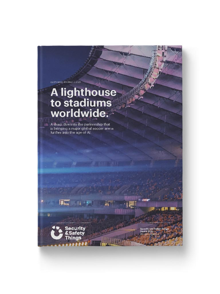 A lighthouse to stadiums worldwide