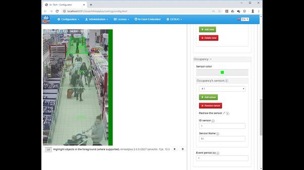 smart video analytics in retail