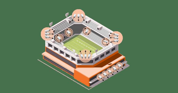 SAST stadium