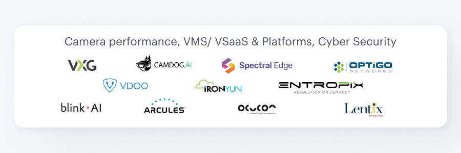 VSaaS & Platforms, Cyber Security