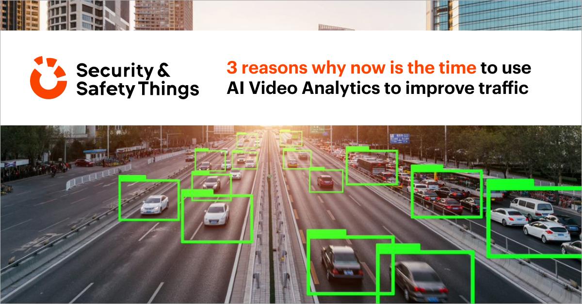 Video Analytics for traffic