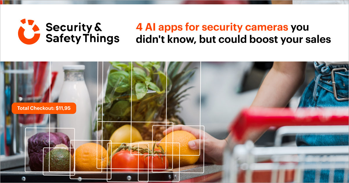 4 AI apps for security cameras to boost sales that you didn't know
