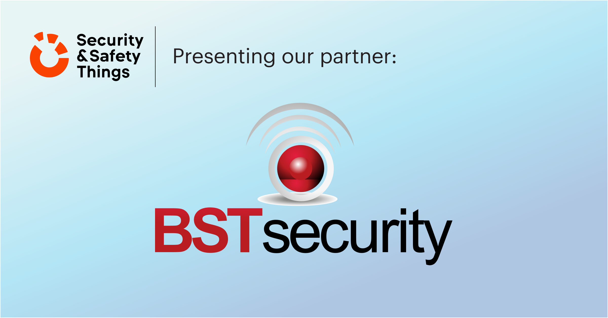 BSTsecurity Security and Safety Things