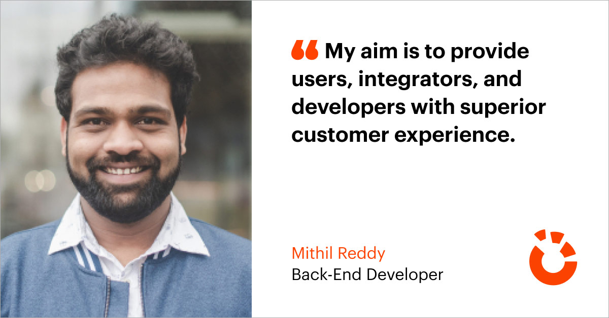 Our IoT Heroes: Mithil Reddy - Back-End Developer