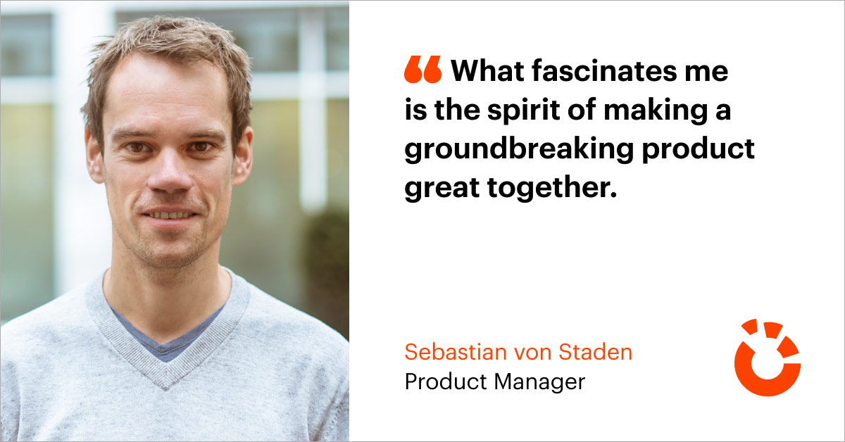 Our IoT Heroes: Sebastian von Staden - Product Manager