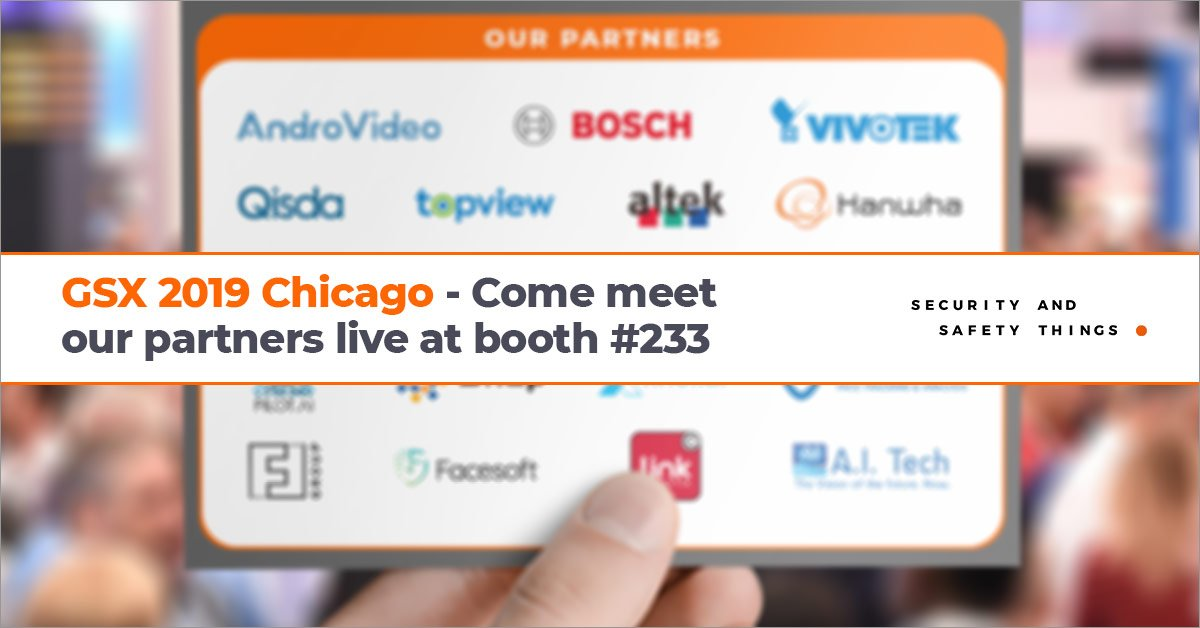 GSX 2019 Chicago - Come meet our partners live showcasing at booth #233