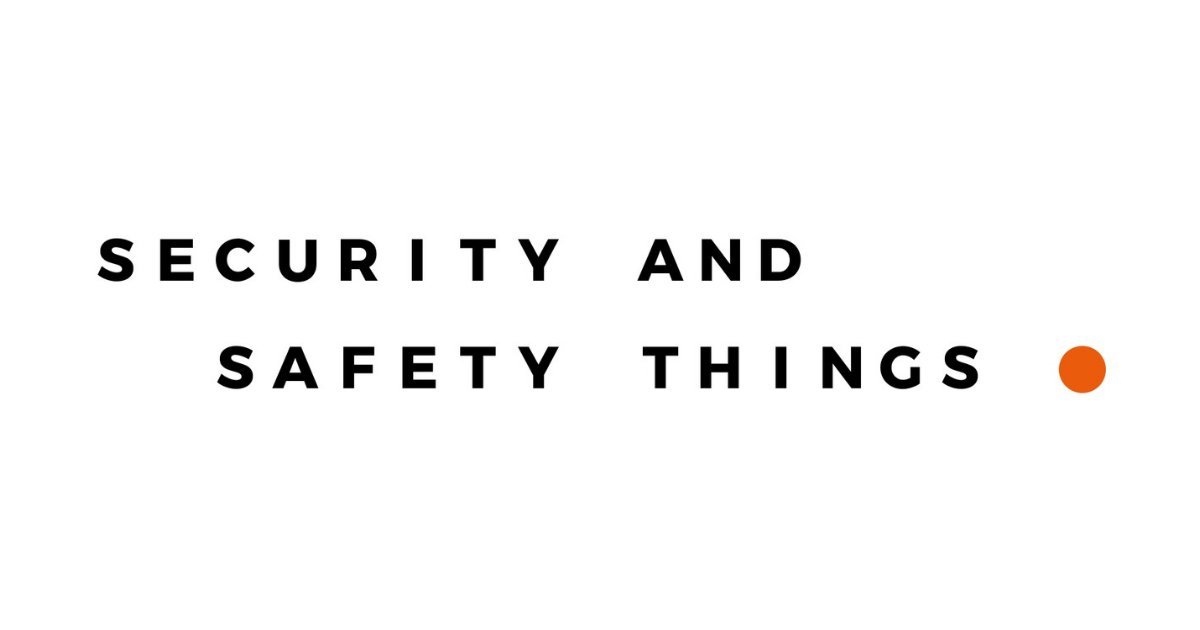 Security and safety things
