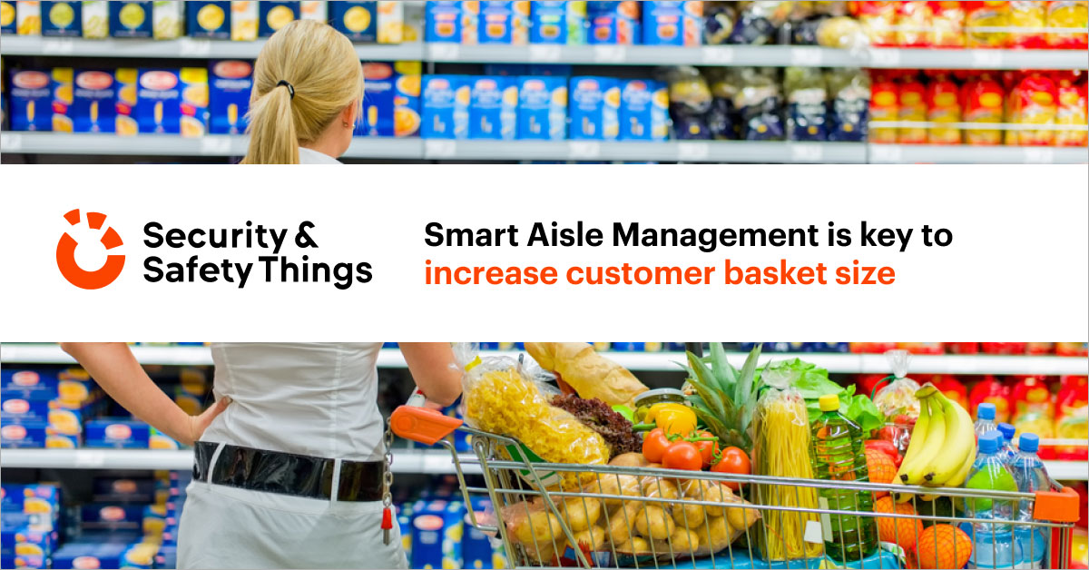Smart Aisle Management is key to increase customer basket size
