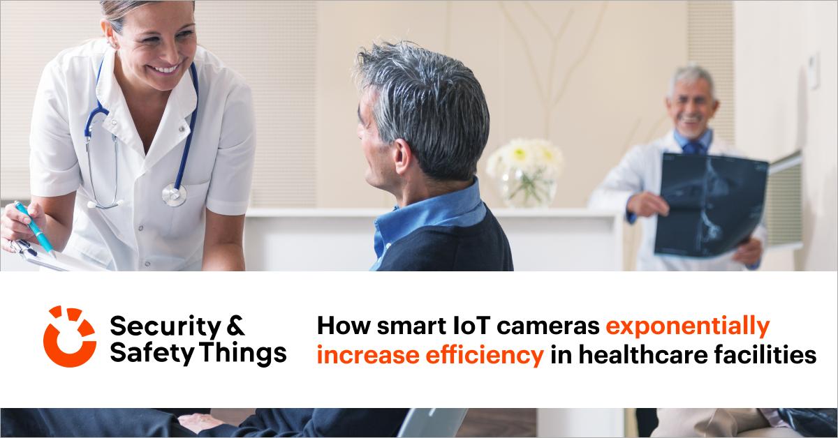 smart cameras in healthcare