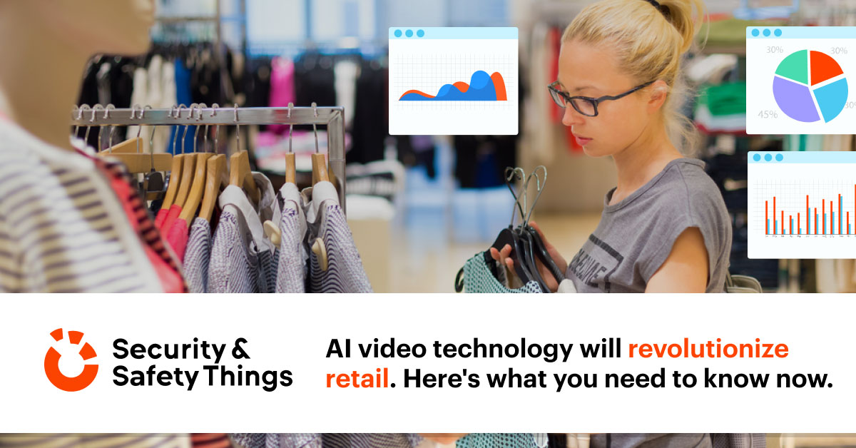 AI video technology revolutionizes the retail industry