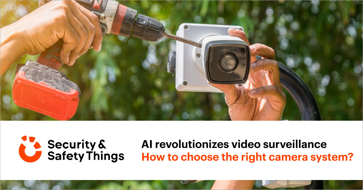 Build your perfect Iot solution with smart cameras