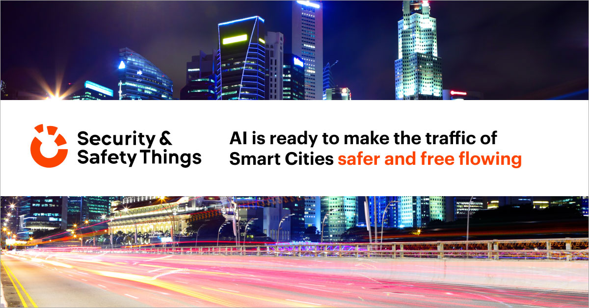 AI is ready to make the traffic of Smart Cities safer and free flowing
