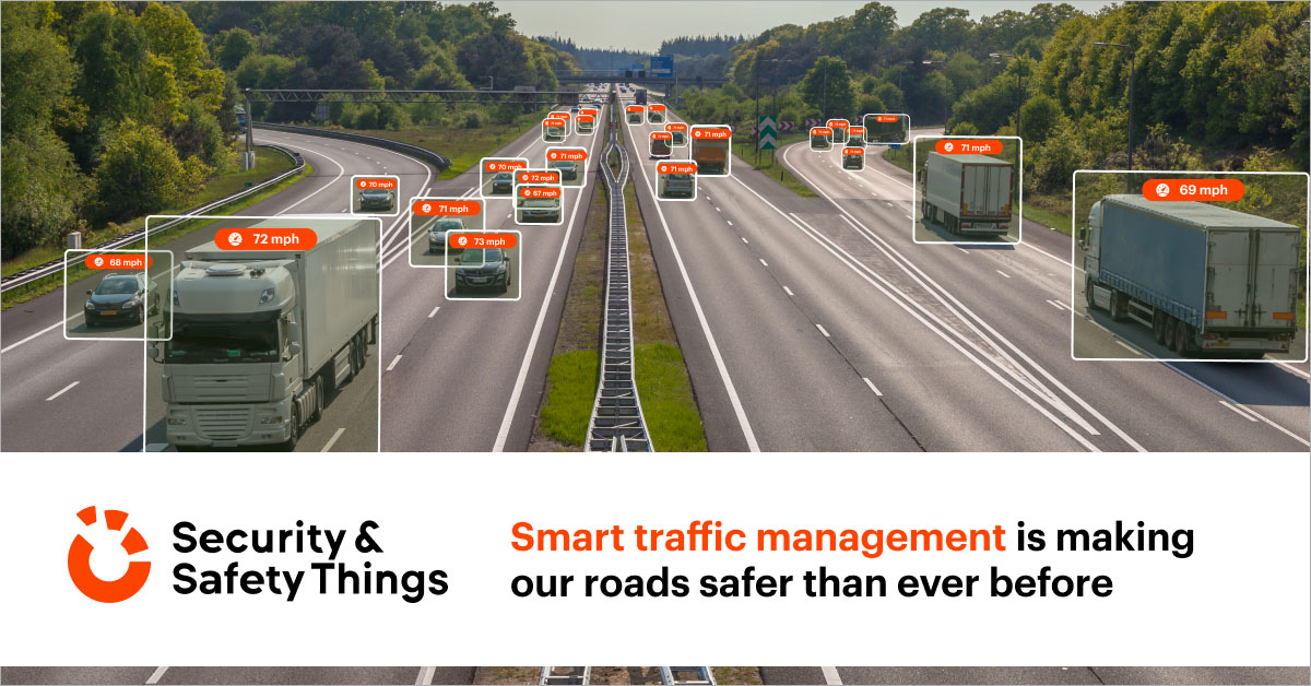 Smart traffic management is making our roads safer than ever before